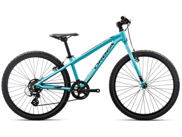 ORBEA MX 24 Dirt Kids Blue-Pink